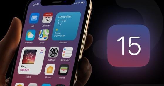 Nguoi dung iPhone 6 can than truoc khi nang cap iOS 15