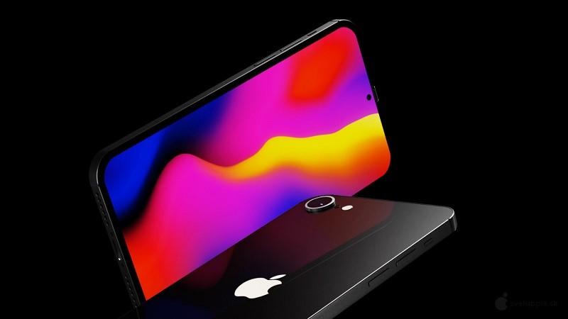 "iPhone SE 2021 thu gon canh vien, tranh ""gon"" tay-Hinh-2"