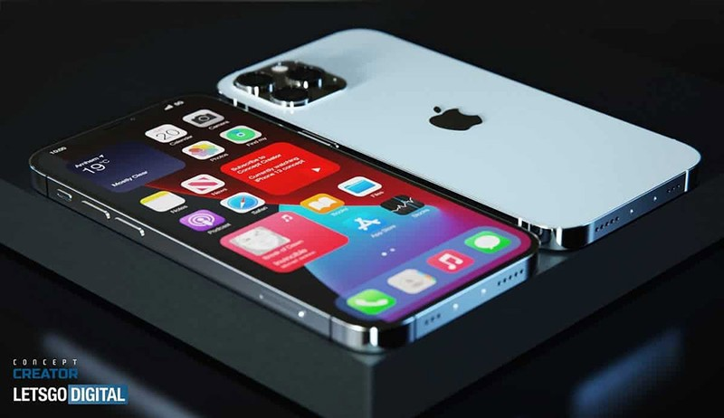 iPhone 12s Pro lo anh render khong thay doi so voi tien nhiem-Hinh-3