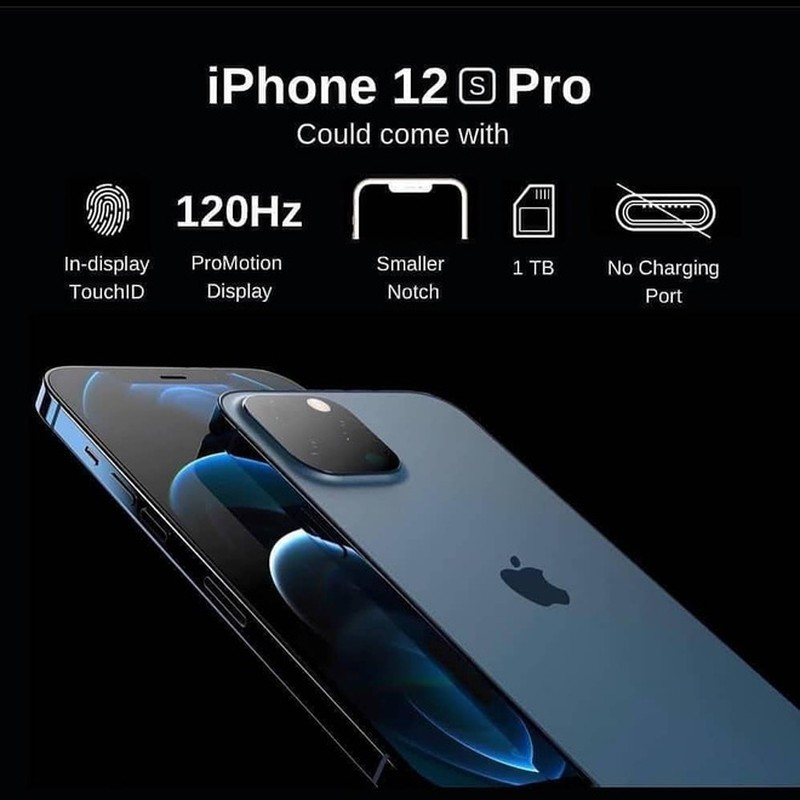 iPhone 12S bi dan mang bat loi