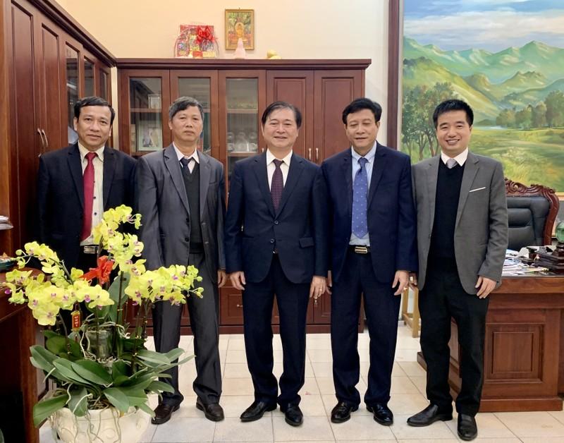 Chu tich VUSTA Phan Xuan Dung dat nhieu ky vong o Tong hoi Dia chat Viet Nam-Hinh-2
