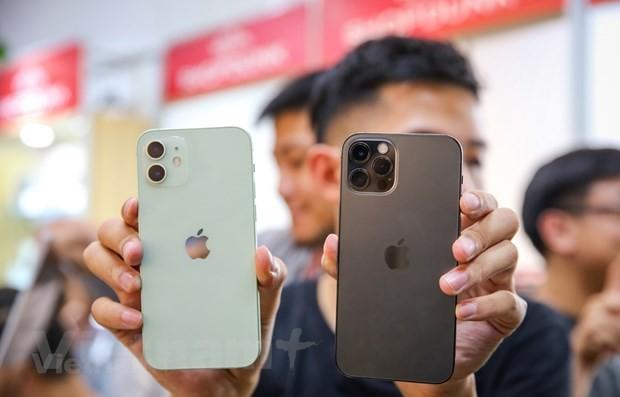Van de 5G cua iPhone 12 o Viet Nam da duoc giai quyet