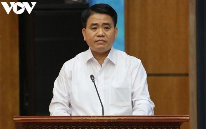 Kien nghi xu ly ba Nguyen Thi Truc Chi Hoa, vo ong Nguyen Duc Chung