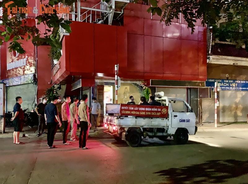 Truy to chu quan karaoke Linh Duong toi chong nguoi thi hanh cong vu