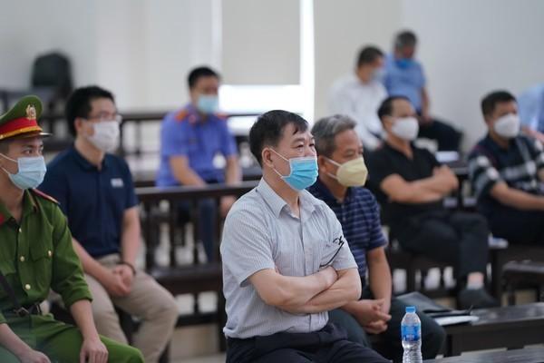 Phan quyet so phan biet thu o Tam Dao tung thuoc ve Trinh Xuan Thanh