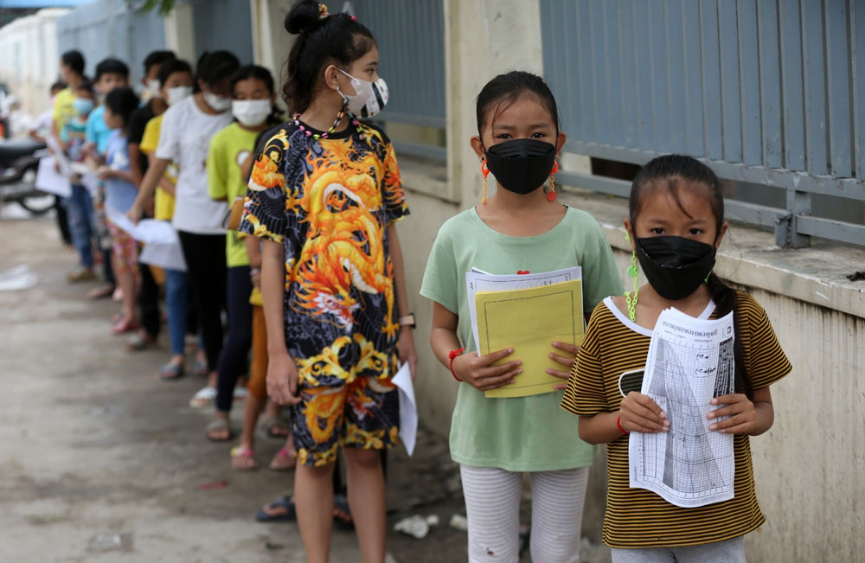 Nuoc Dong Nam A dau tien tiem vaccine Covid-19 cho tre em 6-12 tuoi-Hinh-5