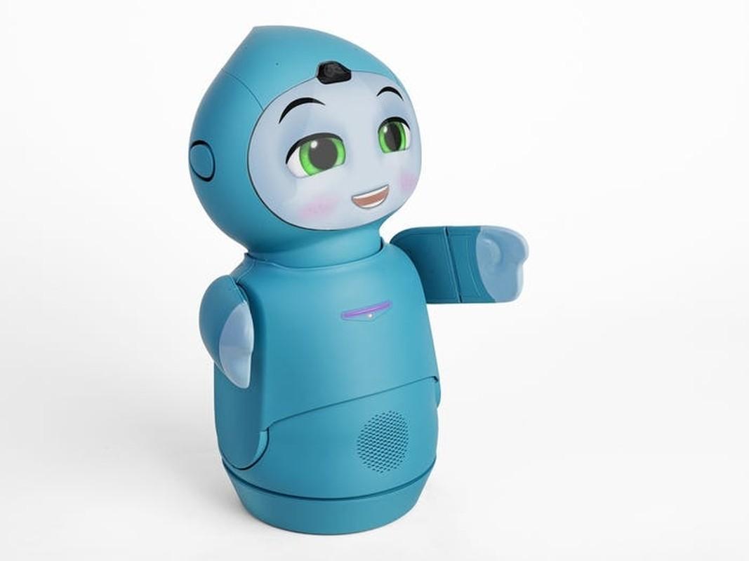 "Robot ""cute lac loi"" Moxie co kha nang lam ban voi tre em-Hinh-2"