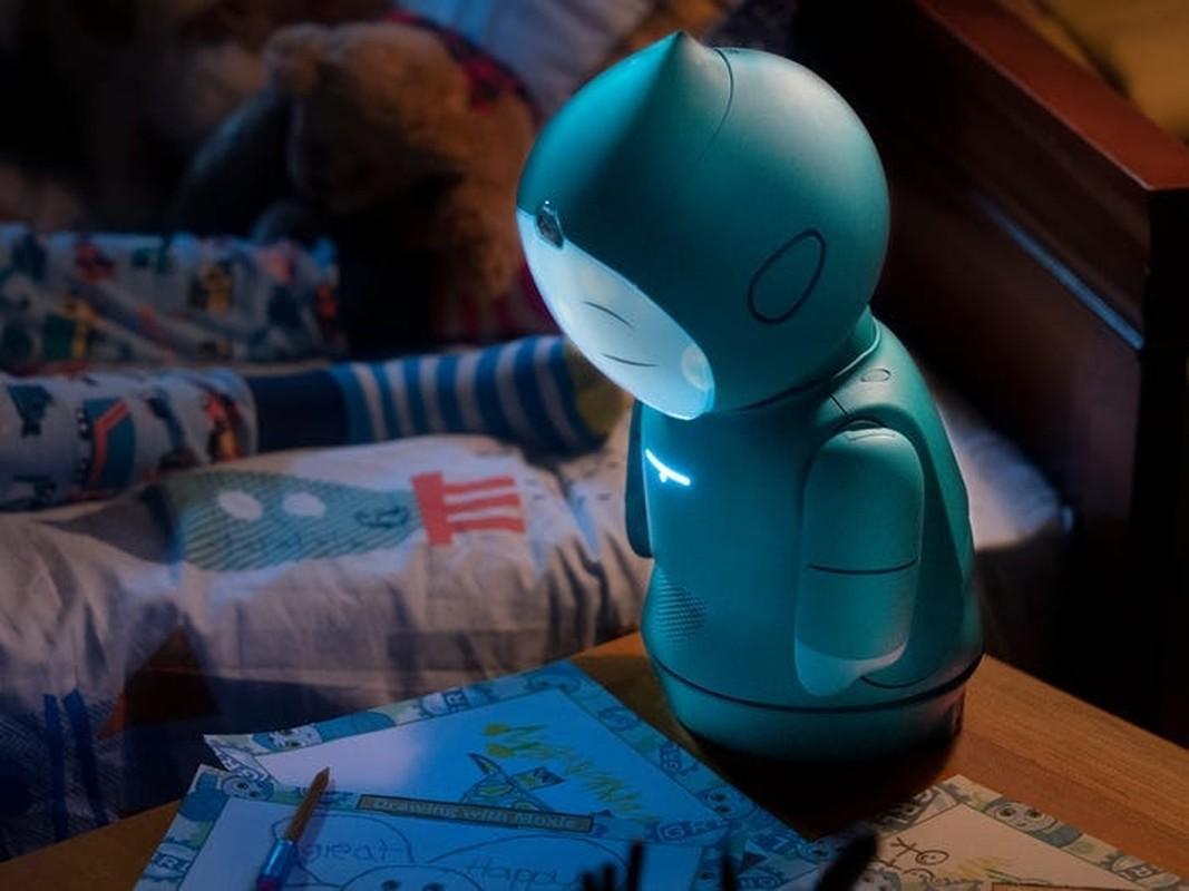 "Robot ""cute lac loi"" Moxie co kha nang lam ban voi tre em-Hinh-6"