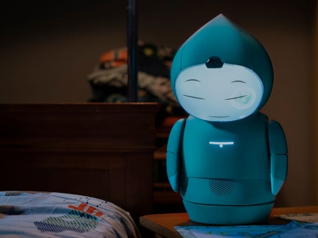 "Robot ""cute lac loi"" Moxie co kha nang lam ban voi tre em-Hinh-7"