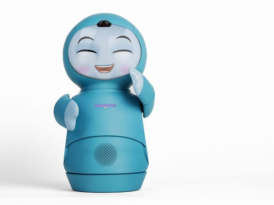 "Robot ""cute lac loi"" Moxie co kha nang lam ban voi tre em-Hinh-8"