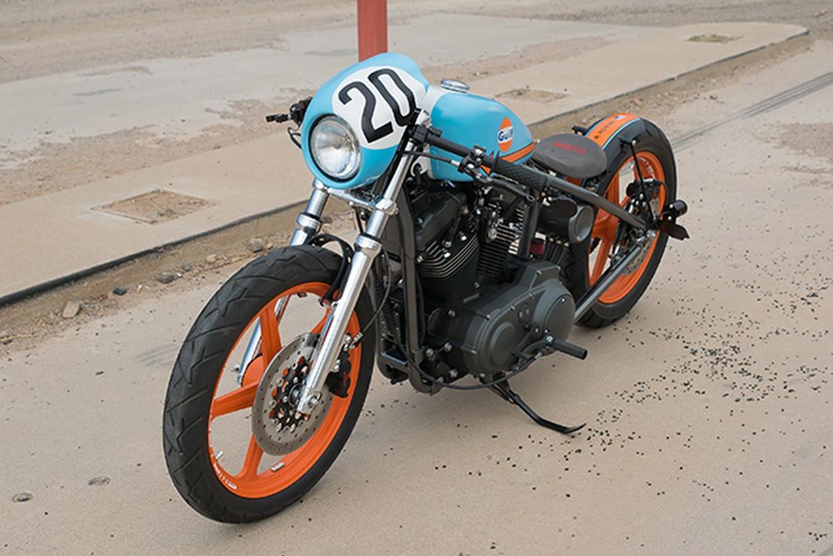 Harley Sportster 1200cc 2001 do cuc doc voi dan ao xi tin-Hinh-3