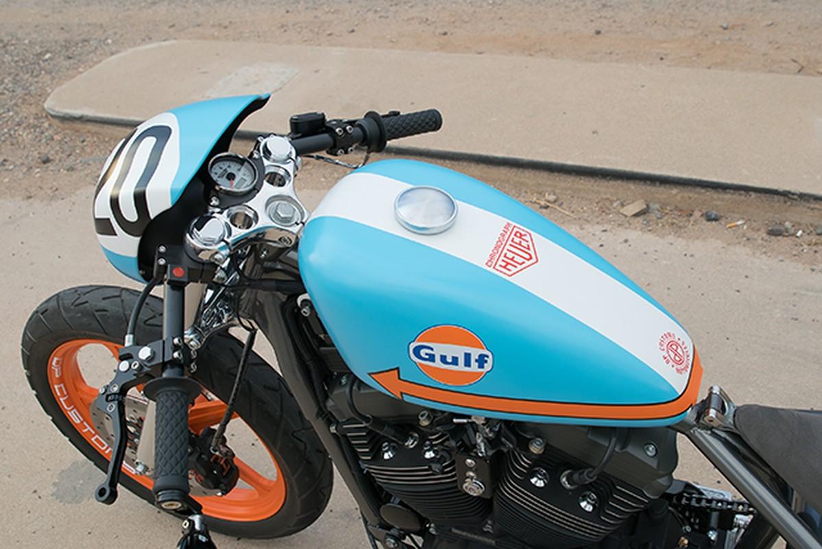 Harley Sportster 1200cc 2001 do cuc doc voi dan ao xi tin-Hinh-4