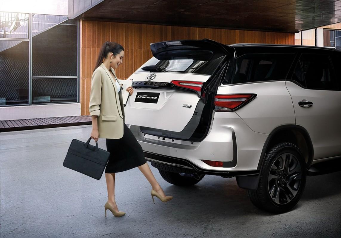 Toyota Fortuner 2021 chinh hang bao gio se co mat tai Viet Nam?-Hinh-9