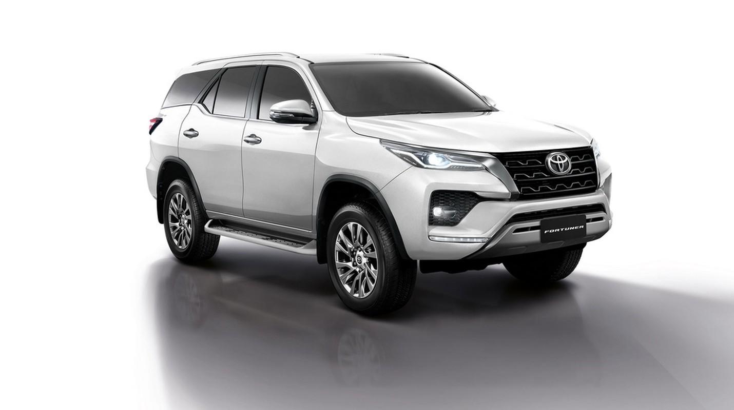 Toyota Fortuner 2021 chinh hang bao gio se co mat tai Viet Nam?