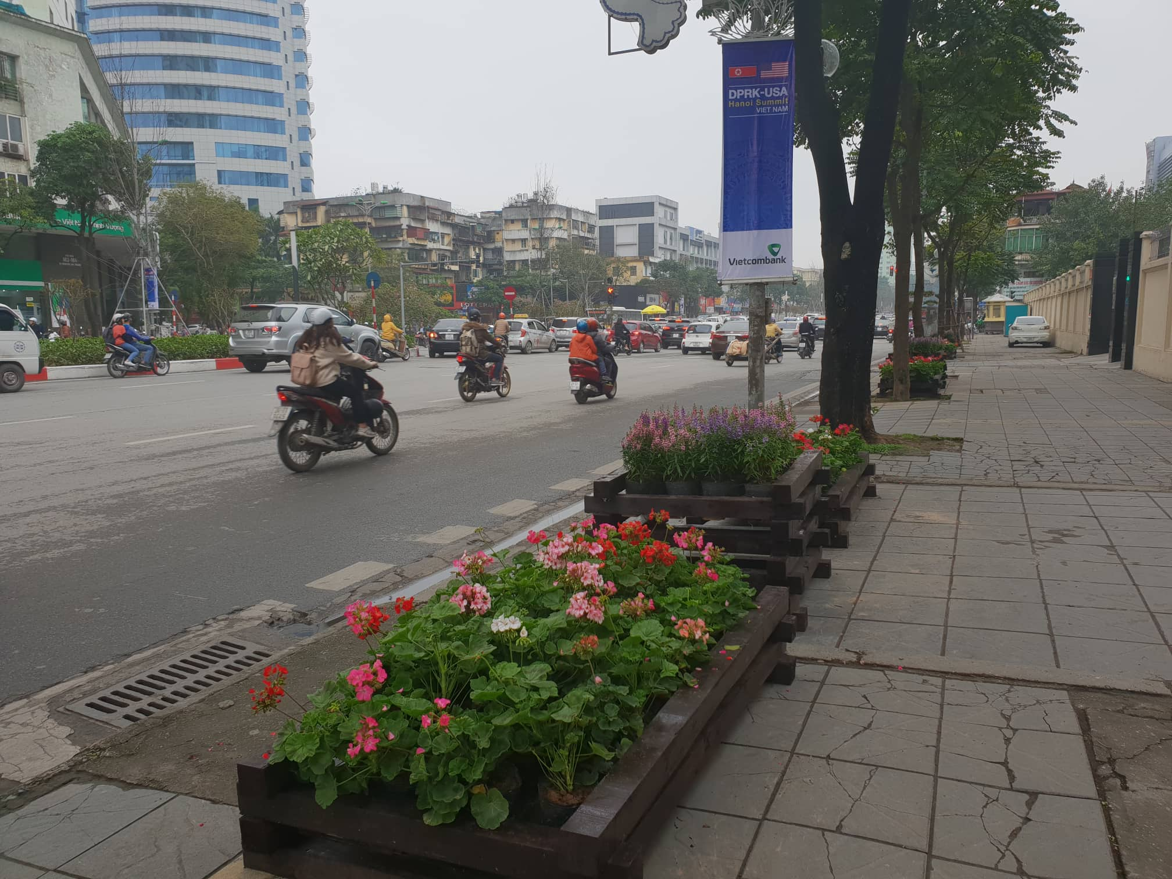 Ha Noi: Rop co hoa chao don Hoi nghi Thuong dinh My-Trieu-Hinh-16