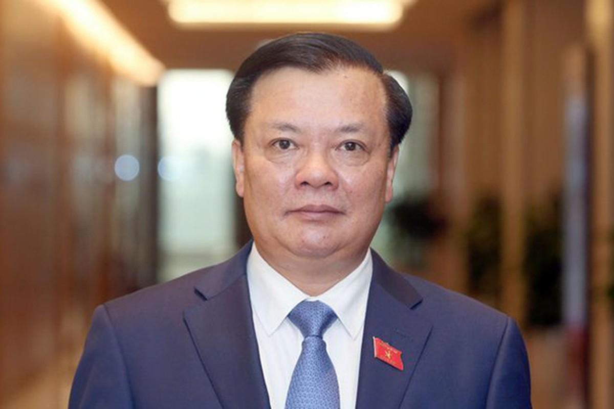 Bo Chinh tri phan cong ong Dinh Tien Dung lam Bi thu Ha Noi-Hinh-7