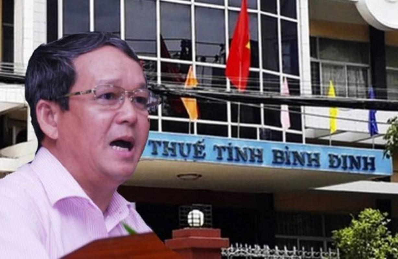 Mien nhiem Pho Cuc truong Thue Binh Dinh vi choi golf giua dich COVID-19-Hinh-3