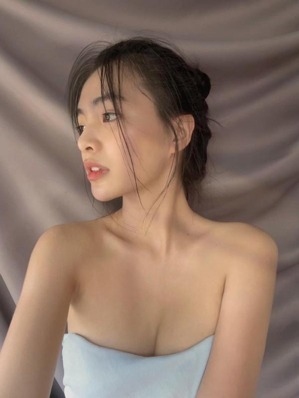 Hot girl Sai thanh so huu vong eo 56cm, xinh dep ngat ngay-Hinh-10