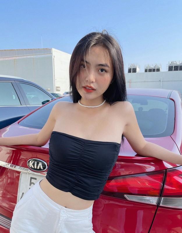Hot girl Sai thanh so huu vong eo 56cm, xinh dep ngat ngay-Hinh-14