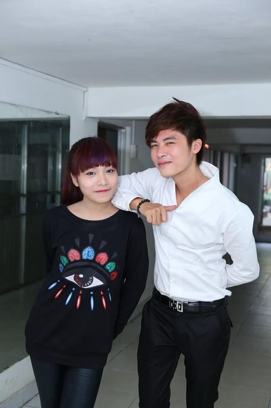 "Dam Vinh Hung di tap nhac voi thoi trang ""choi mat""-Hinh-7"