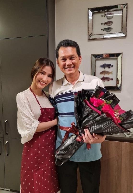 MC Phuong Mai goi cam nhuc mat ben BTV Mai Ngoc-Hinh-6