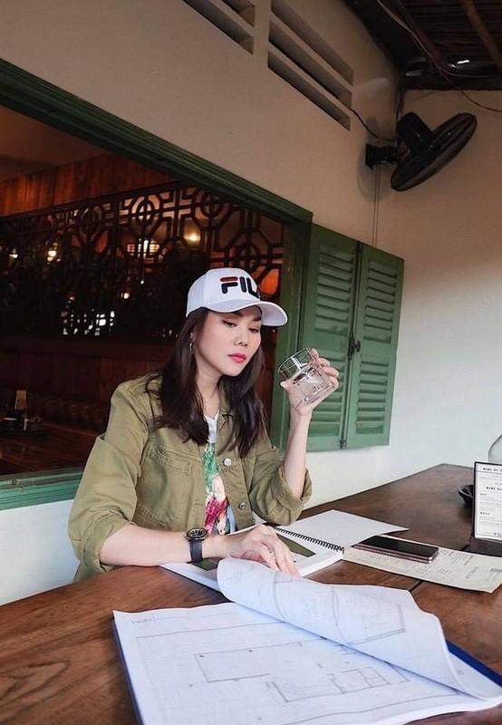 MC Phuong Mai goi cam nhuc mat ben BTV Mai Ngoc-Hinh-7