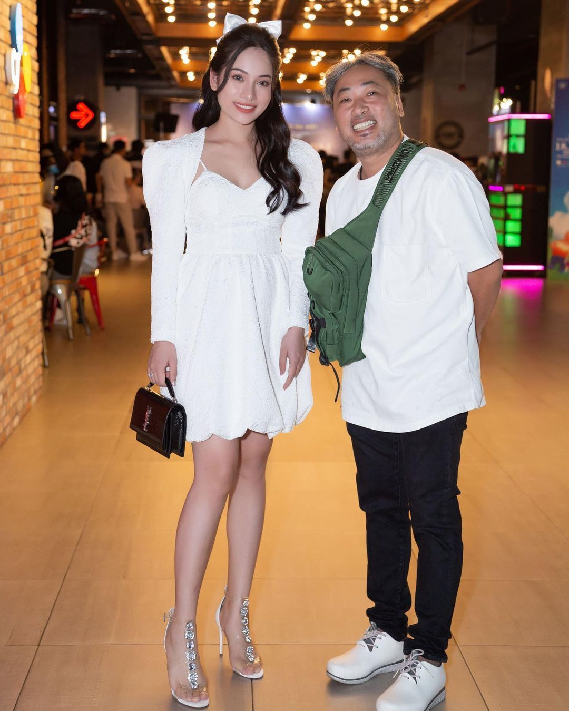 Diva Thanh Lam dang hinh con gai Thien Thanh chup anh cuoi-Hinh-11