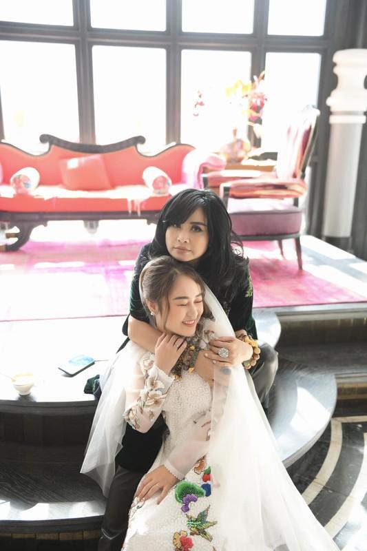 Diva Thanh Lam dang hinh con gai Thien Thanh chup anh cuoi-Hinh-2