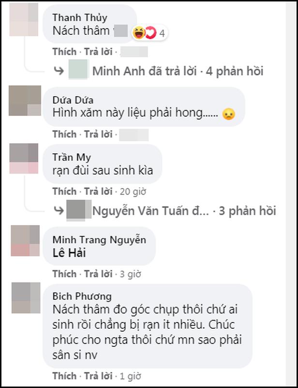 Tinh moi Huynh Anh bi soi