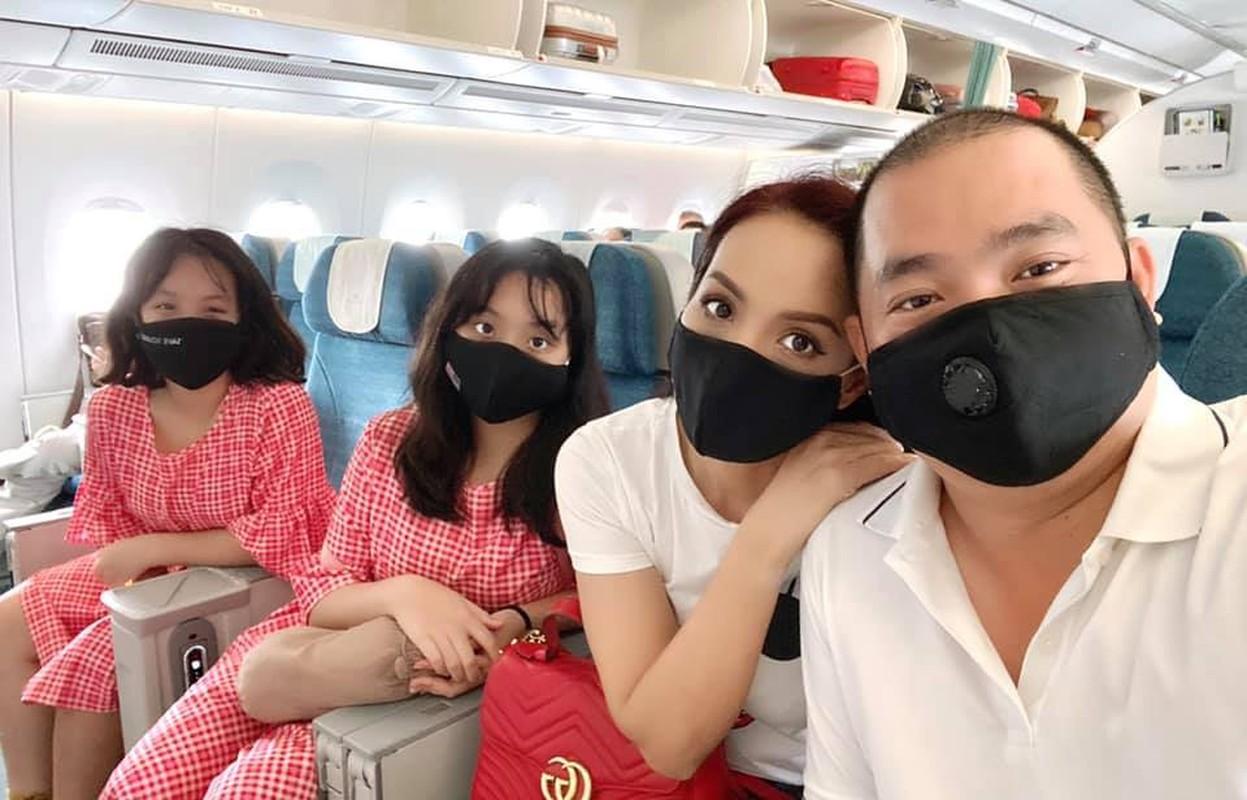 Ho Ngoc Ha lay lai voc dang nuot na sau 2 thang sinh con-Hinh-5