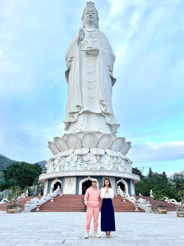 Viet Huong khoe anh hanh phuc ben ong xa va con gai-Hinh-13