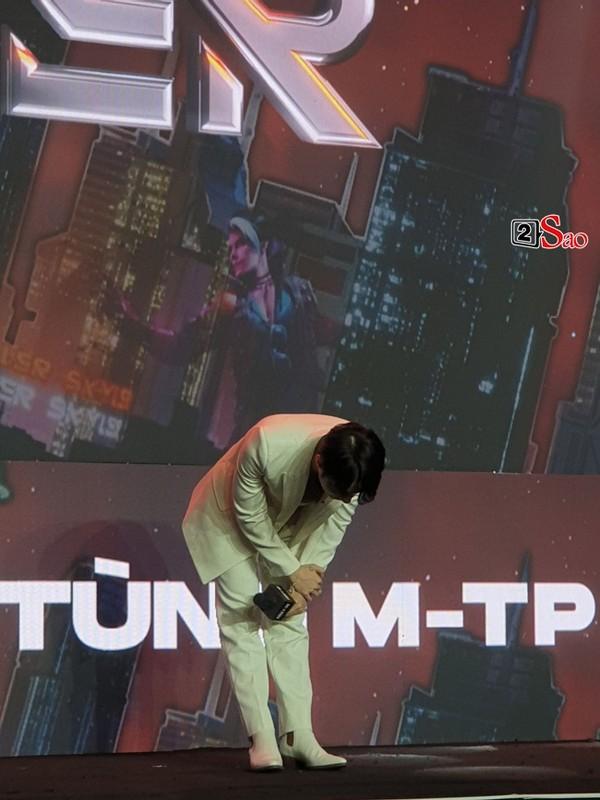 Son Tung M-TP xuat hien hoc hac, khong da dong den Thieu Bao Tram-Hinh-13