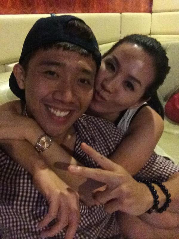 My Tam tran an fan ve doi tay bang bo vi chan thuong nhe-Hinh-6