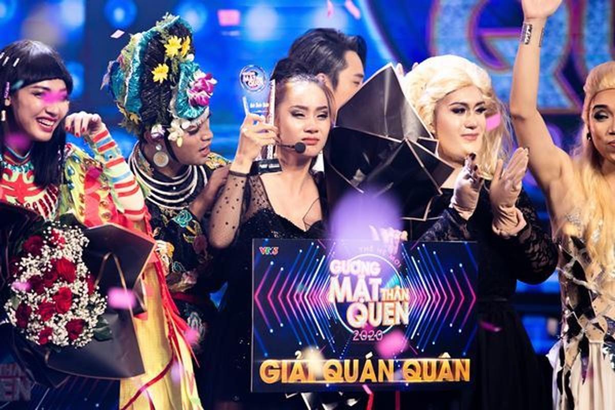 Pham Lich hoa Thu Minh, dang quang Guong mat than quen 2020-Hinh-5