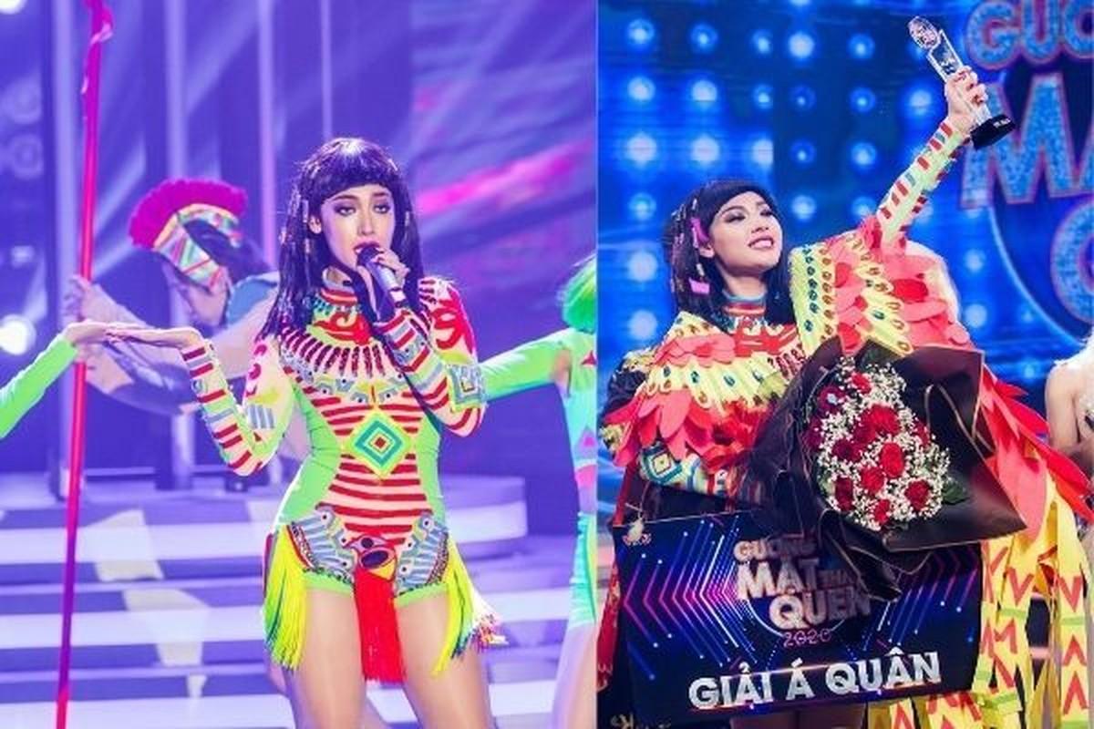 Pham Lich hoa Thu Minh, dang quang Guong mat than quen 2020-Hinh-6