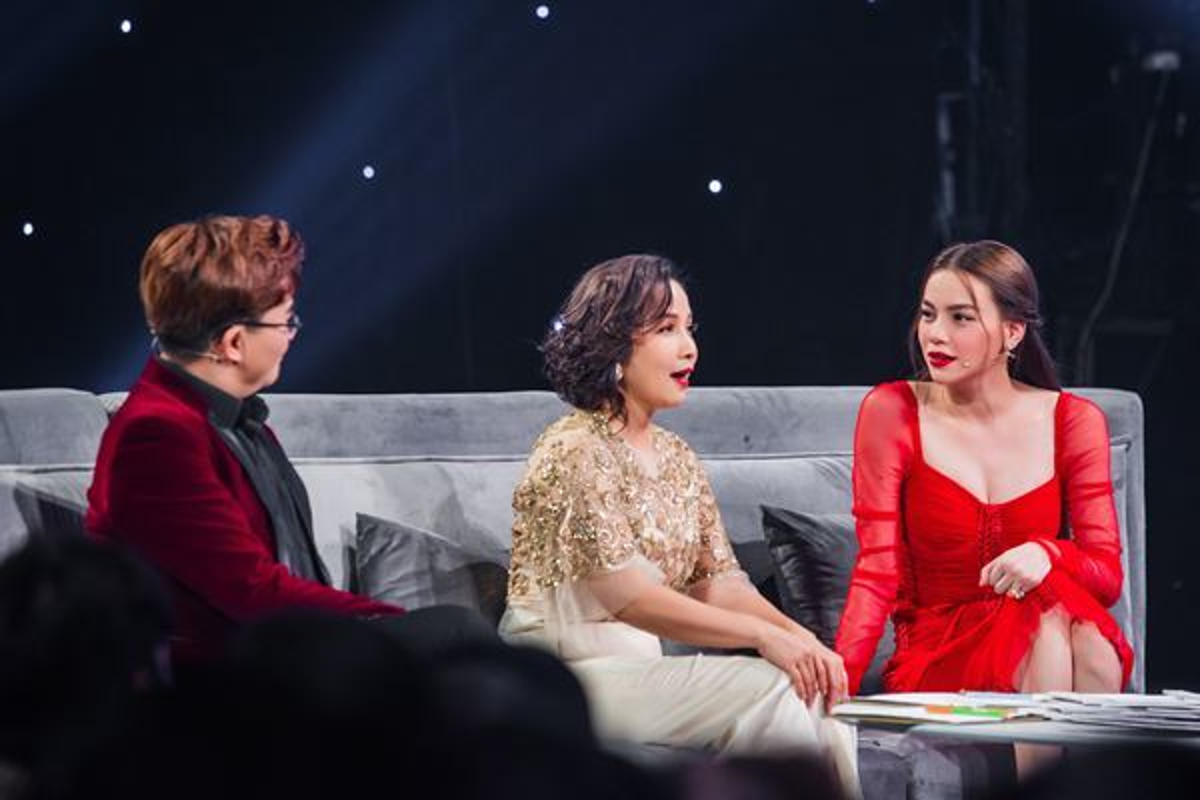 Pham Lich hoa Thu Minh, dang quang Guong mat than quen 2020