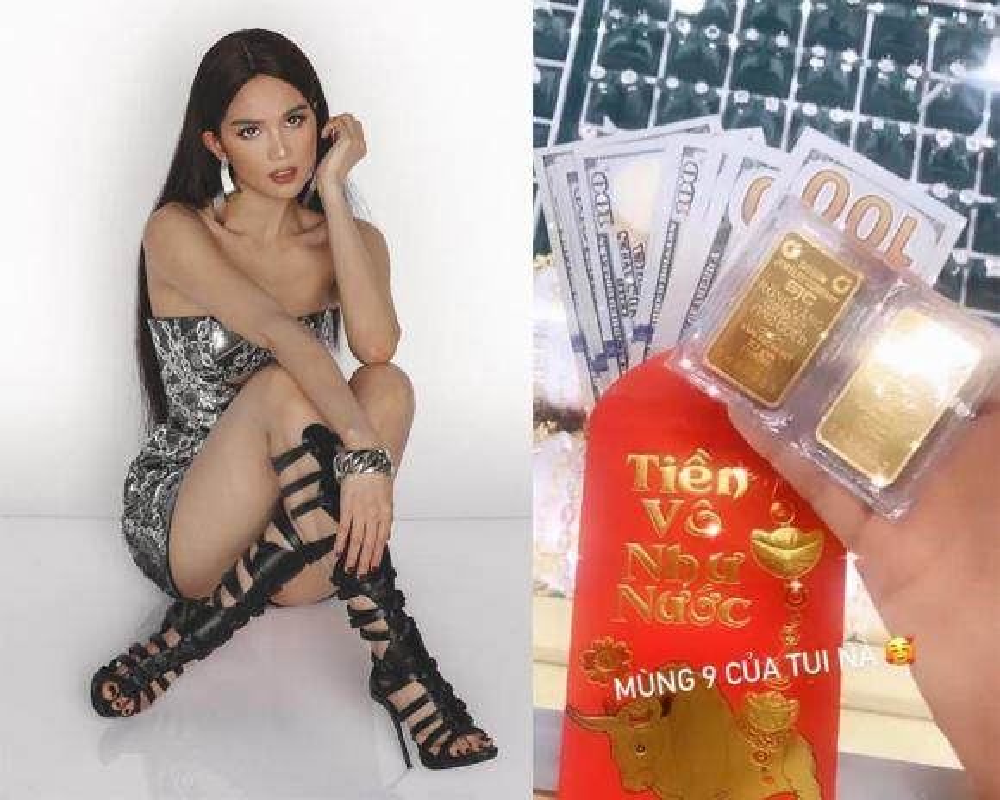 Sao Viet mua vang ngay via Than Tai: Di Bang mua 100 cay vang-Hinh-8