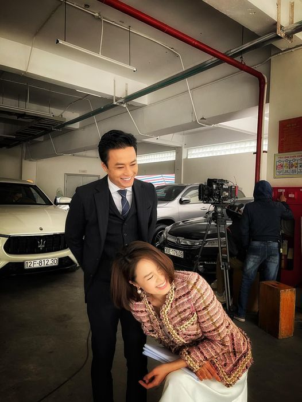 Thanh Lam ngot ngao chuc mung sinh nhat ban trai bac si-Hinh-8