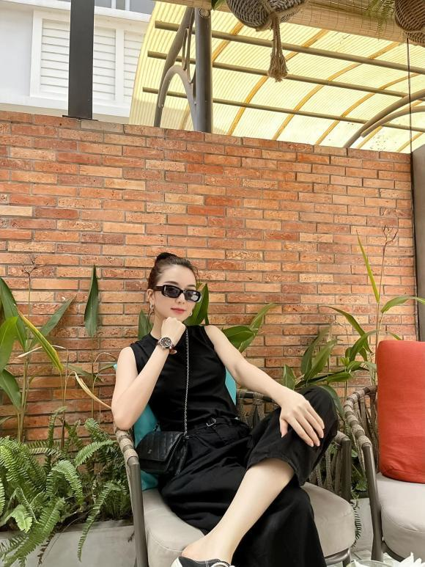 Nhan sac xinh dep cua Mai Phuong Thuy o tuoi 33-Hinh-9