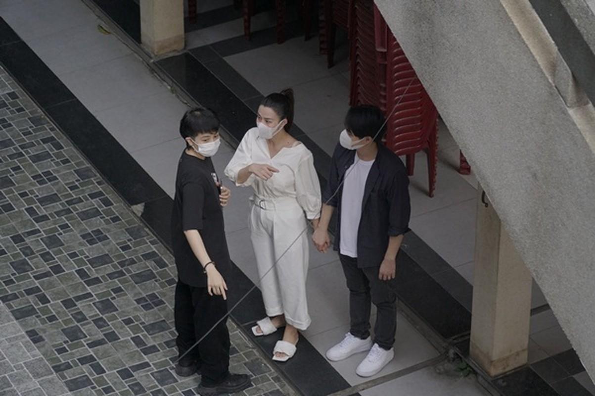 Dang Thu Thao, Dong Nhi tien biet chuyen gia trang diem Minh Loc-Hinh-6