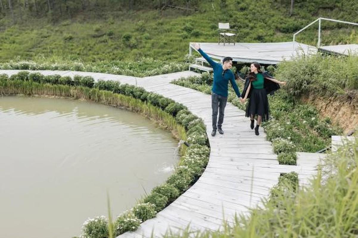 Minh Luan dua ban gai di choi cung gia dinh tai Da Lat-Hinh-10