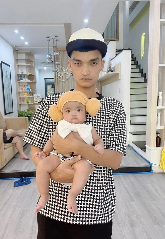 Dong Nhi goi cam ben co con gai nho dang yeu-Hinh-12