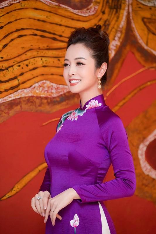 """""""Hoa hau bon con"""" Jennifer Pham xinh dep o tuoi 36-Hinh-5"""