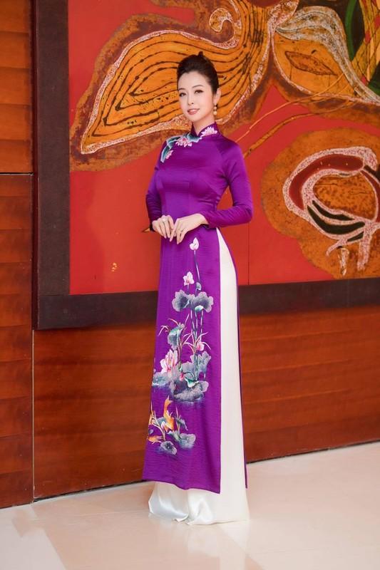 """""""Hoa hau bon con"""" Jennifer Pham xinh dep o tuoi 36-Hinh-6"""