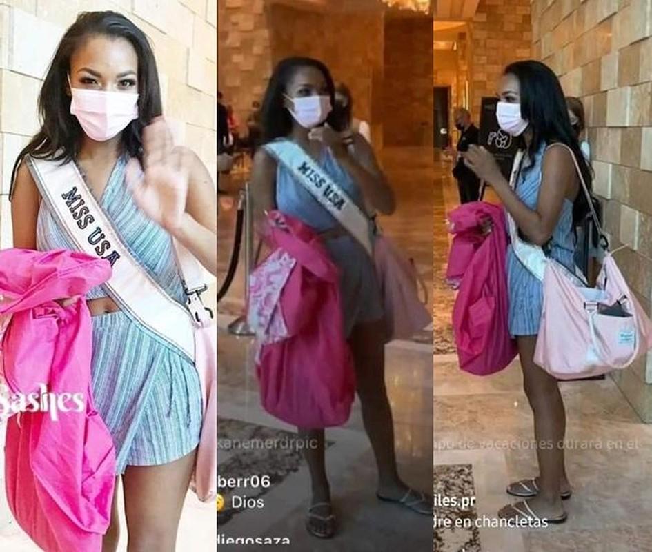 Chu nha Miss Universe 2020 an mac loi thoi, di thi nhu di cho-Hinh-3