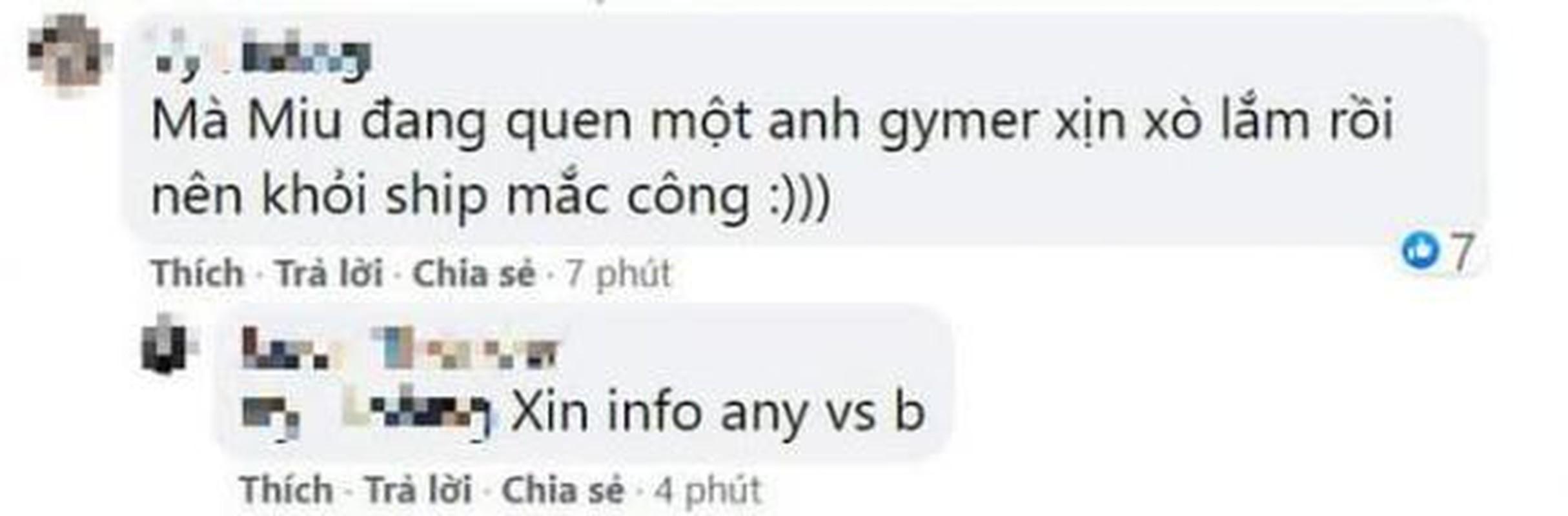 Ro tin don Miu Le hen ho mot gymer chu khong phai Karik