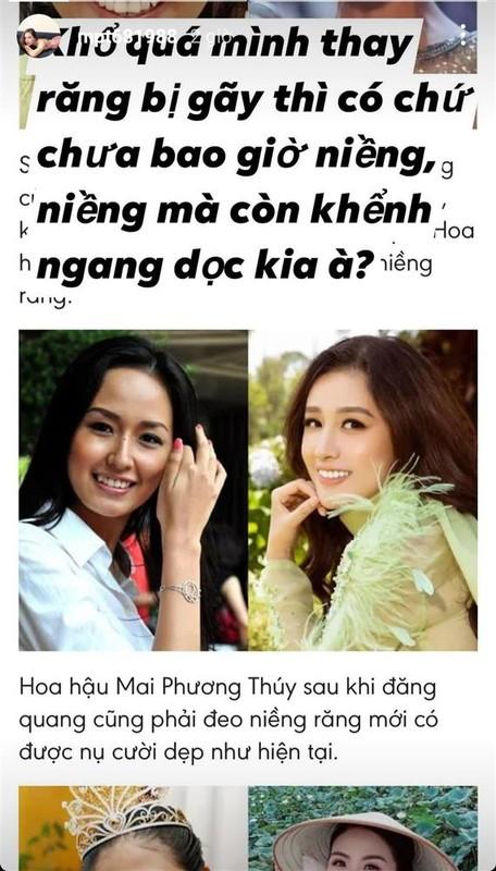 Mai Phuong Thuy noi mot lan cho ro chuyen dep len nho nieng rang-Hinh-2