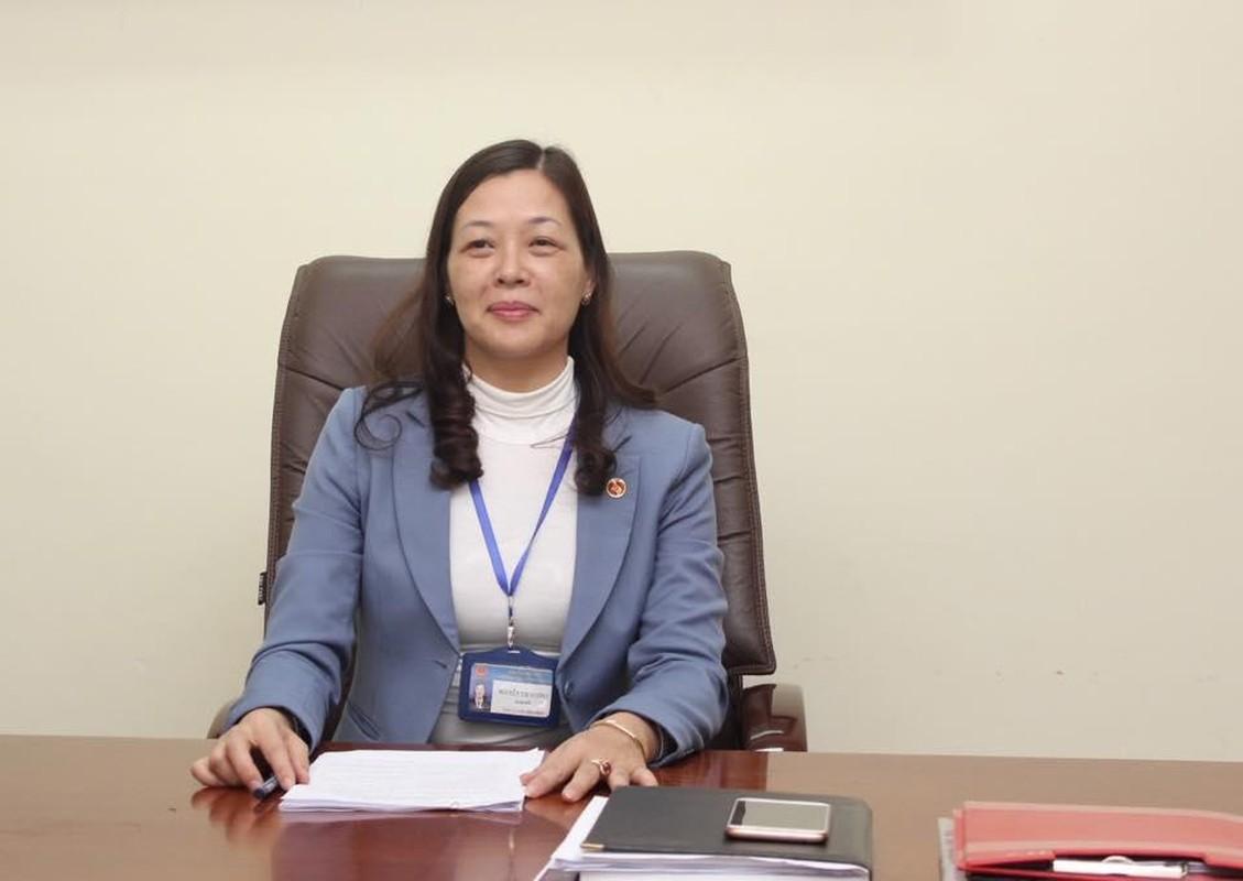 Me de Hoa hau Luong Thuy Linh: Nhan sac va dia vi dang ne-Hinh-5