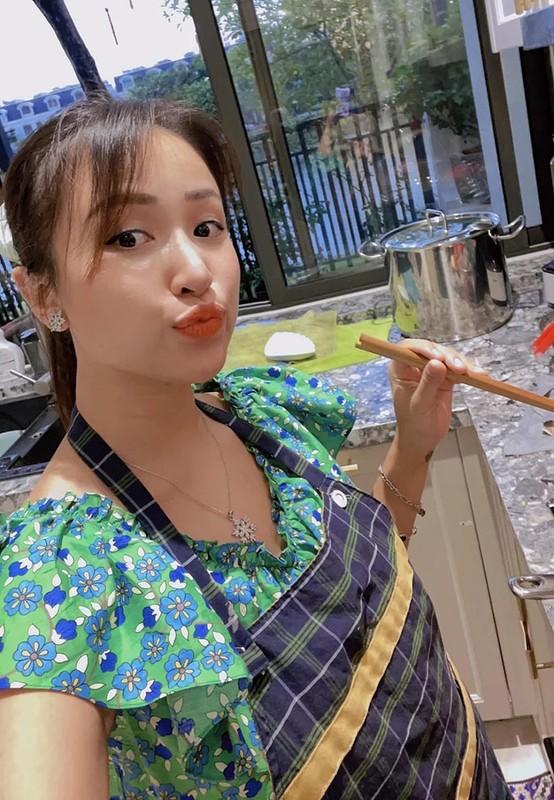 Con gai 7 thang tuoi xinh va dieu cua Ho Ngoc Ha - Kim Ly-Hinh-6