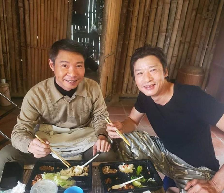 Vo Hoai Nam nhan xet bat ngo ve NSND Cong Ly